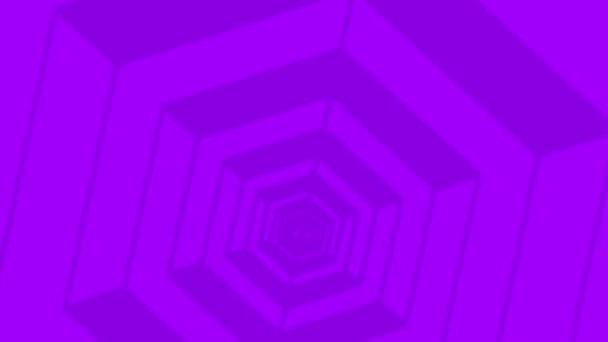 Barevné pozadí s hypnotickým, psychedelickým a stroboskopickým efektem, s grafickou formou, která se otáčí ve směru hodinových ručiček a pohybuje, ve formátu 16: 9 video