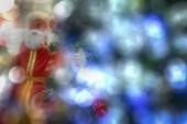 Vánoční pozadí na předvečer Vánoc a šťastný nový rok s hvězdami a ozdoby