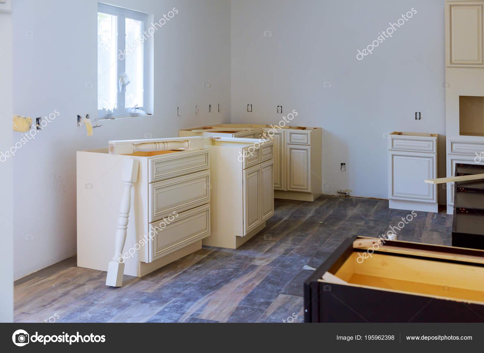 Kitchen Cabinets Installation Blind Corner Cabinet Island ...