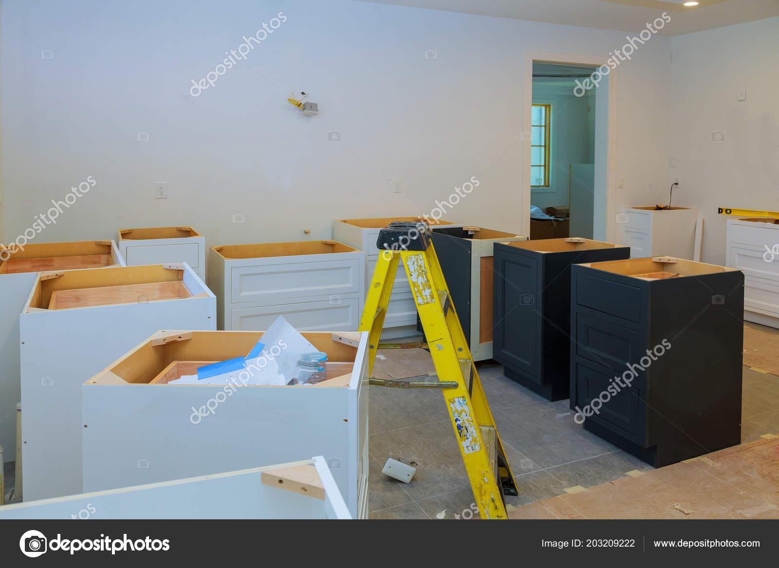 Muebles Cocina Instalación Esquina Ciega Gabinete Contador ...