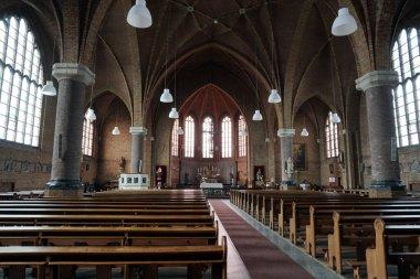 Roman Catholic St. John the Baptist Church, Sluis, Zeeland, Netherlands