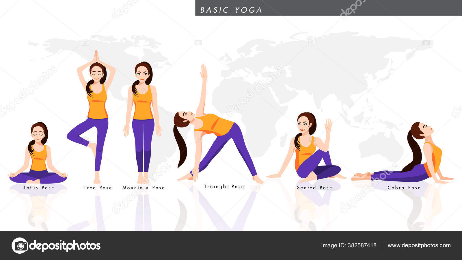 Seated Pose Stock Vectors Royalty Free Seated Pose Illustrations Depositphotos
