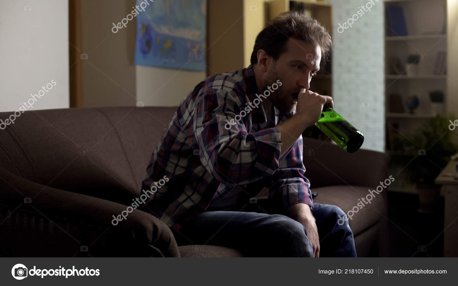 Randi egy alkoholista ember