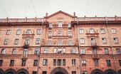 restaurált épület külseje