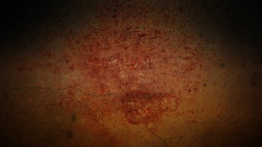 Grunge Texture.Grunge Background. Grunge efekt. Brown red yellow abstract wood texture background