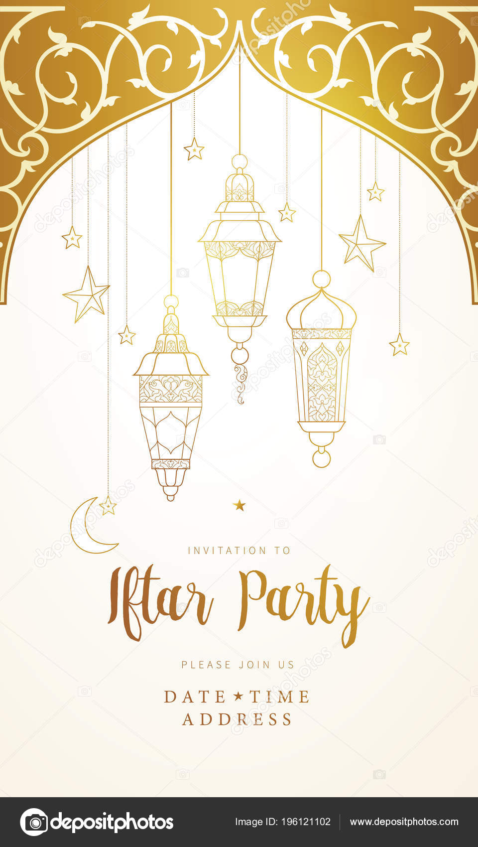 Iftar Banners Creative Event Banners
