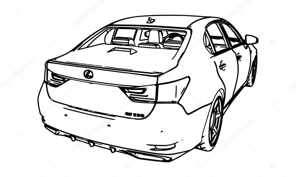 97 Lexu E 300 Problem
