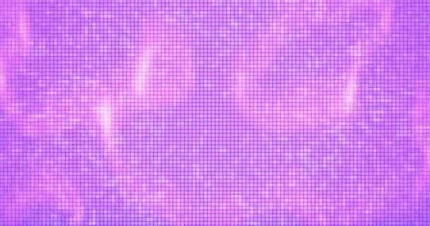 Videófal - zökkenőmentesen looping videó, amely azt mutatja, elvont fény struktúrák, amelyek mozgó, morphing, csillogó és villogó - Prores