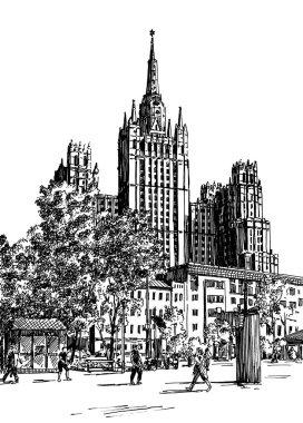 MSK Kudrinskaya Square Building 01 img