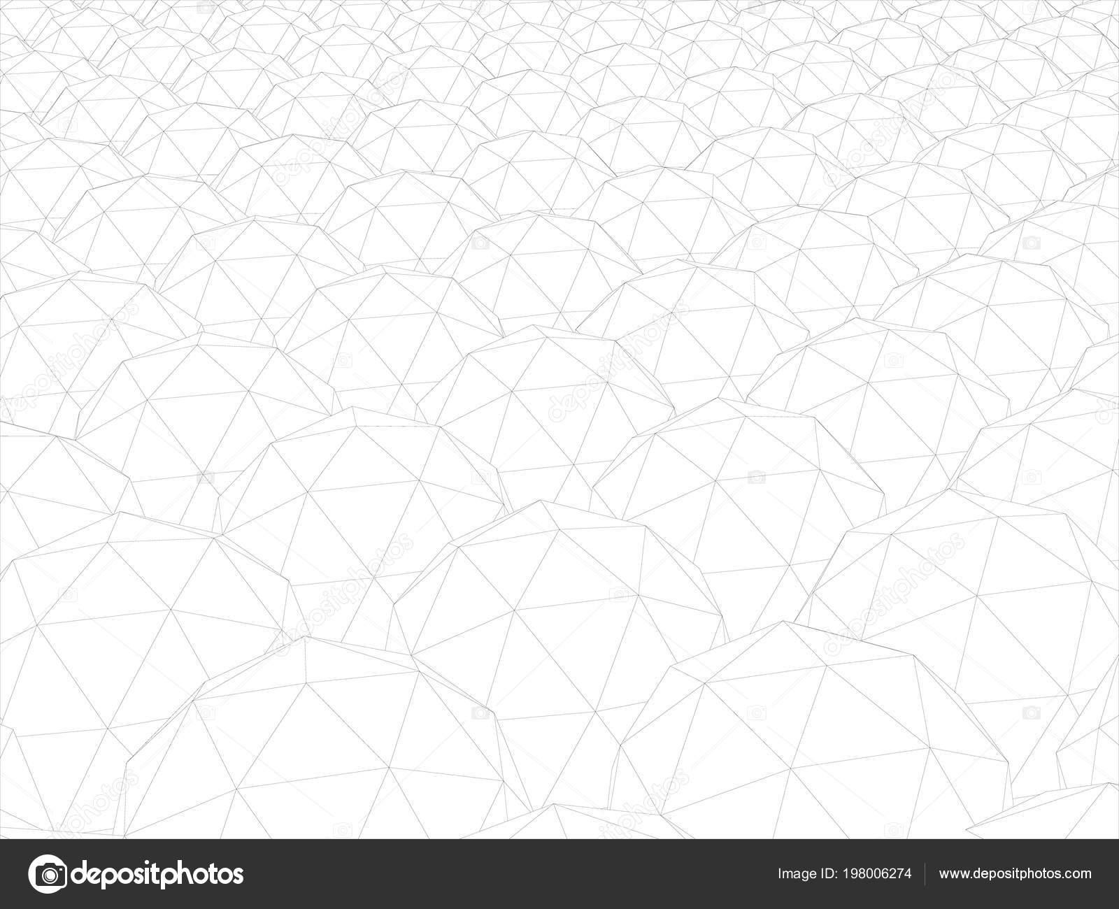 Background Geometric Shapes Background Black White Geometric