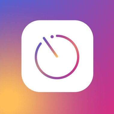 Camera Timer - Outline App Icon