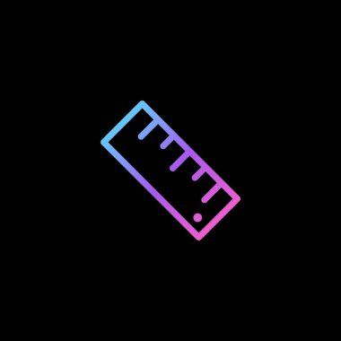 Ruler - Outline App Icon