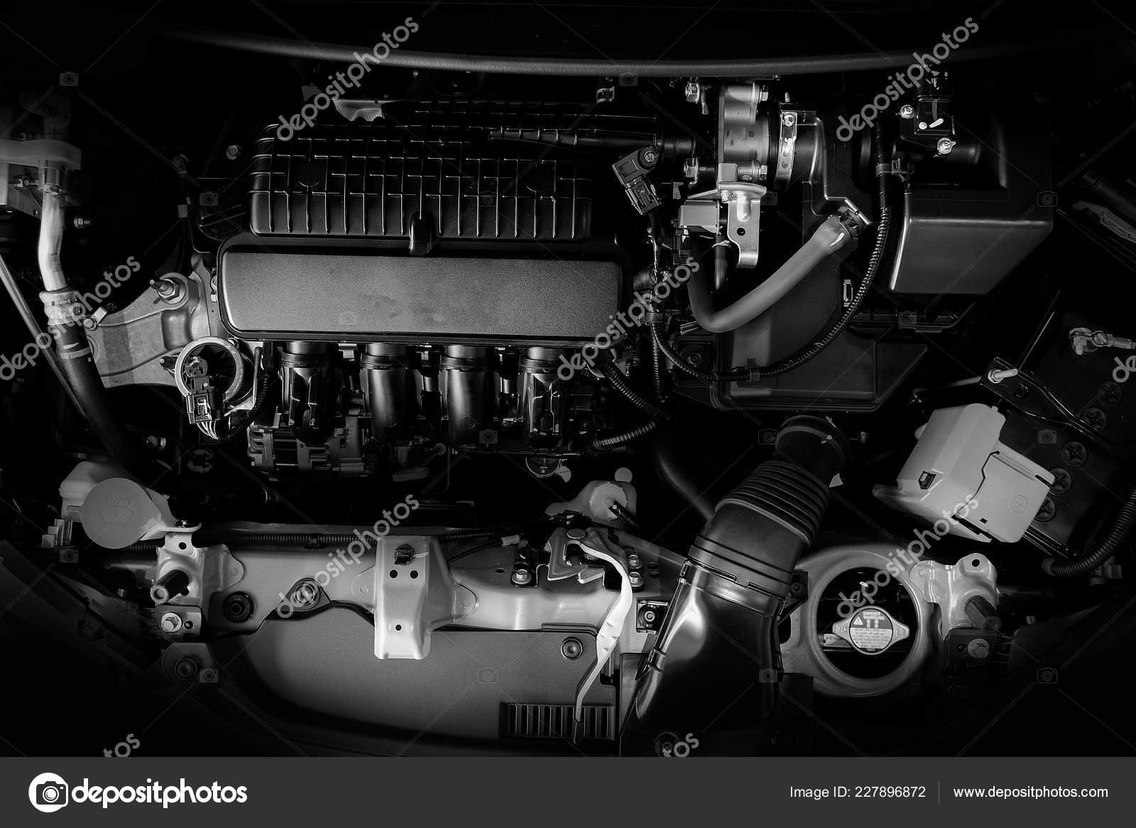 Car Engine Motor Concept Close Detail New Car Engine Part Stock Photo C Duiwoy 227896872