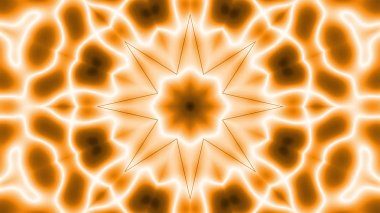Abstract golden electrical lights background for tv shows, concerts, music protections.