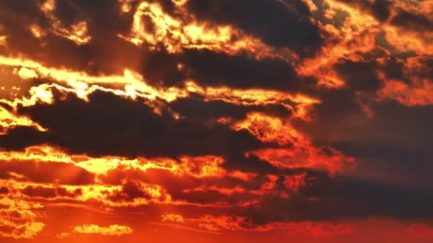 zlaté slunce časová prodleva 4k