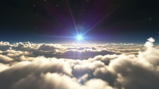 nad mraky nad slunce 4 k