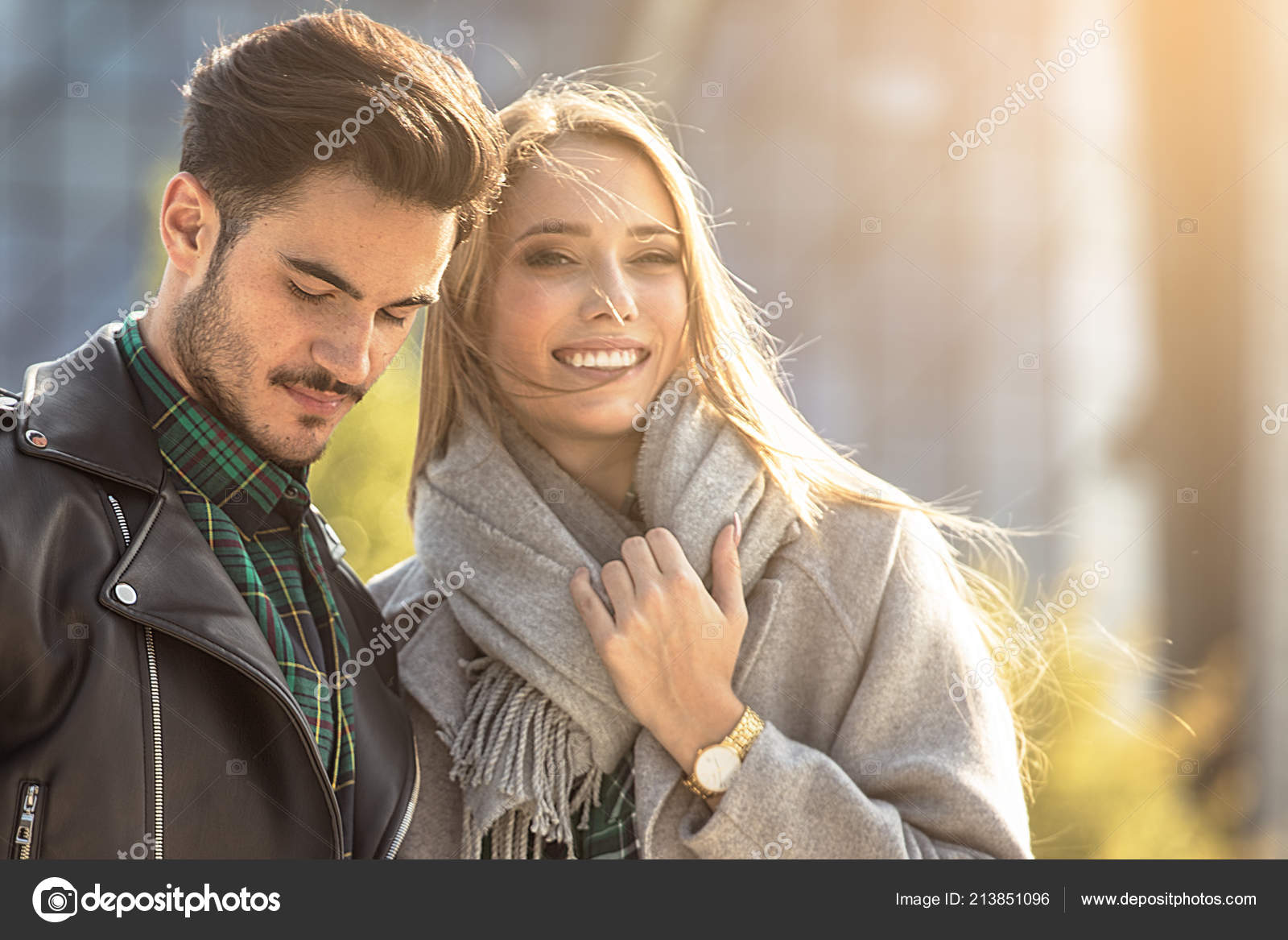 úsměv randění
