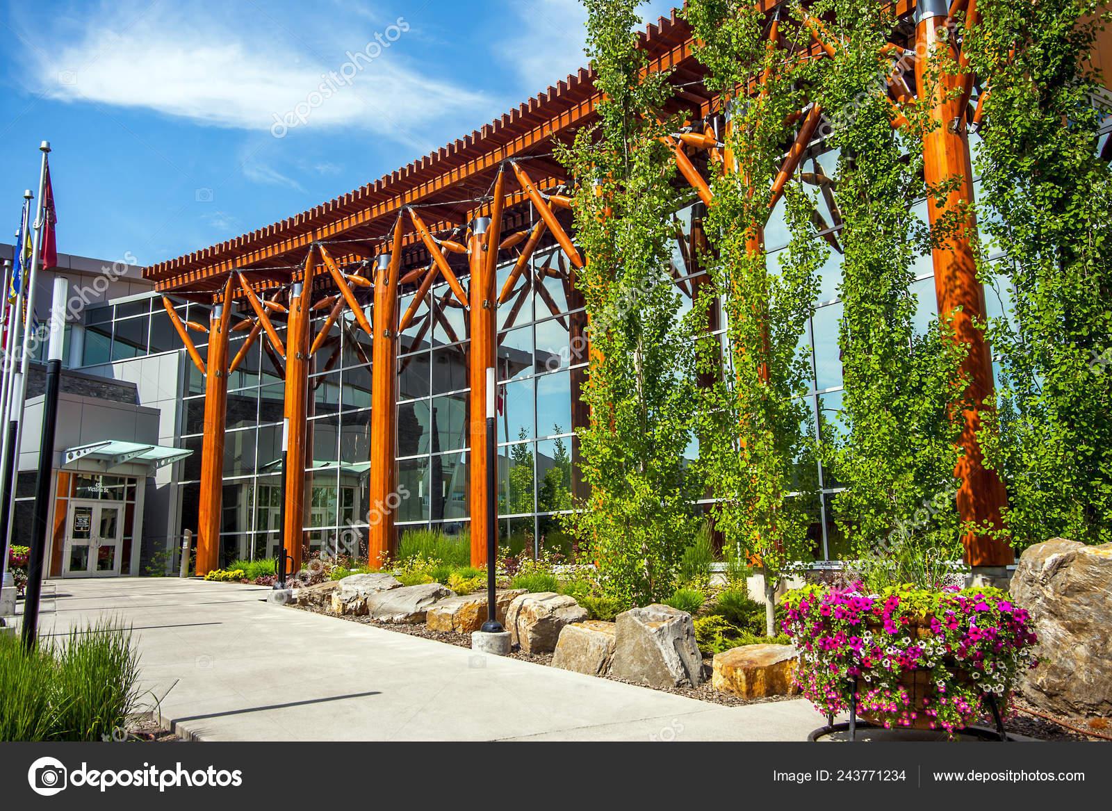 Prince George Canada >> Prince George British Columbia Canada June 2018 Building