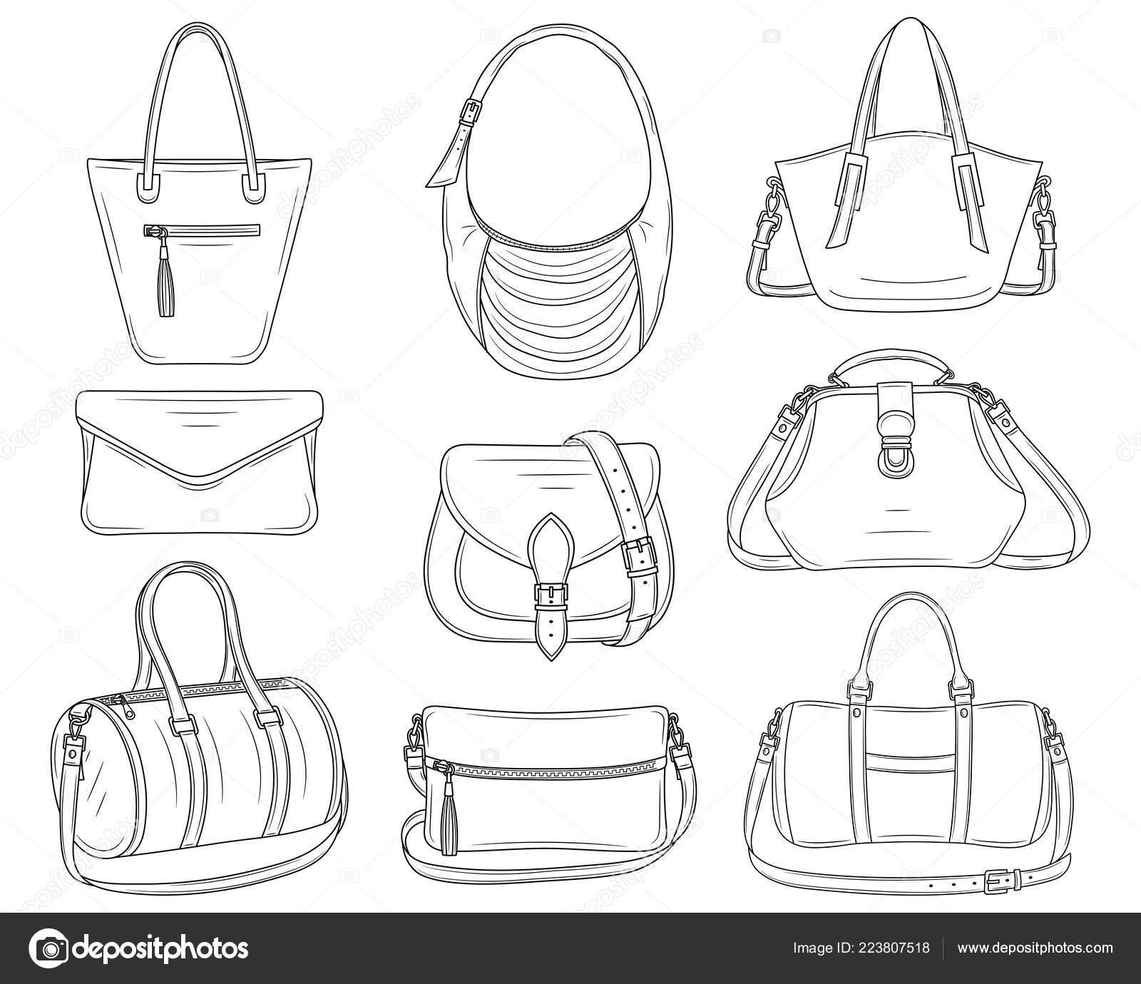 7870b472cb Women fashion handbags collection