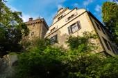 Photo The medieval castle Schloss Landsberg in Germany