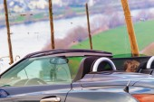 Konvertibilis autó vezetés a Mosel Németországban