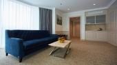 A belső Design. A modern nappali.