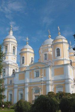 Prince St. Vladimir's Cathedral. Saint Petersburg, Russia
