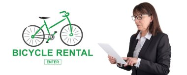 Concept of bicycle rental