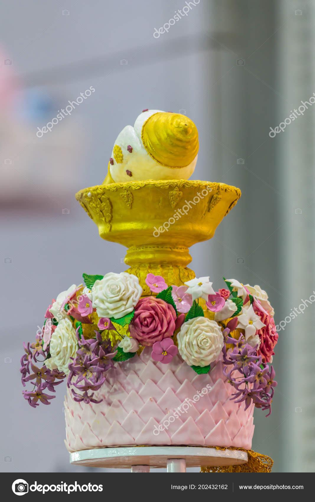 Sweet Beauty Flower Topping Wedding Couple Doll Homemade Wedding ...