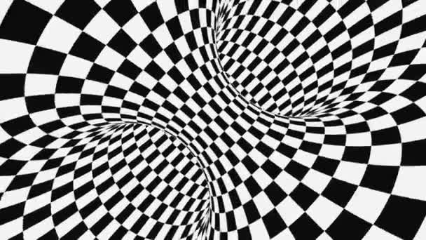 depositphotos 300400194 stock video black and white psychedelic optical