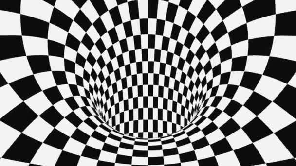 depositphotos 300401852 stock video black and white psychedelic optical