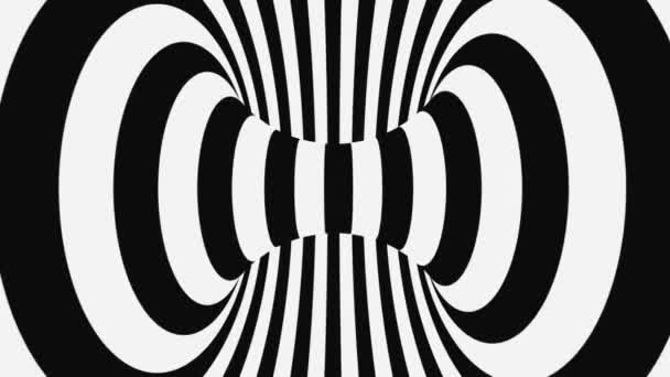 depositphotos 300402186 stock video black and white psychedelic optical