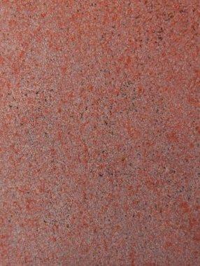 Reddish rust layer on steel surface, background
