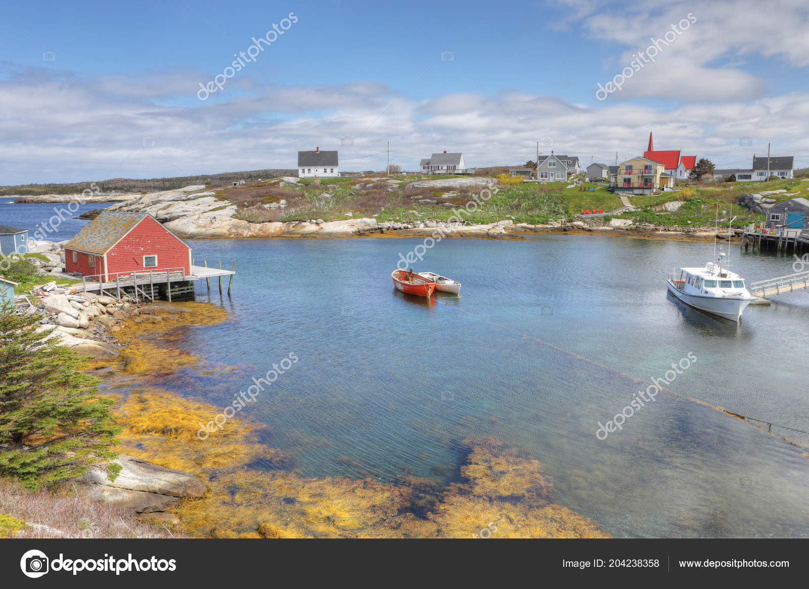 το νερό της Νέας Σκωτίας