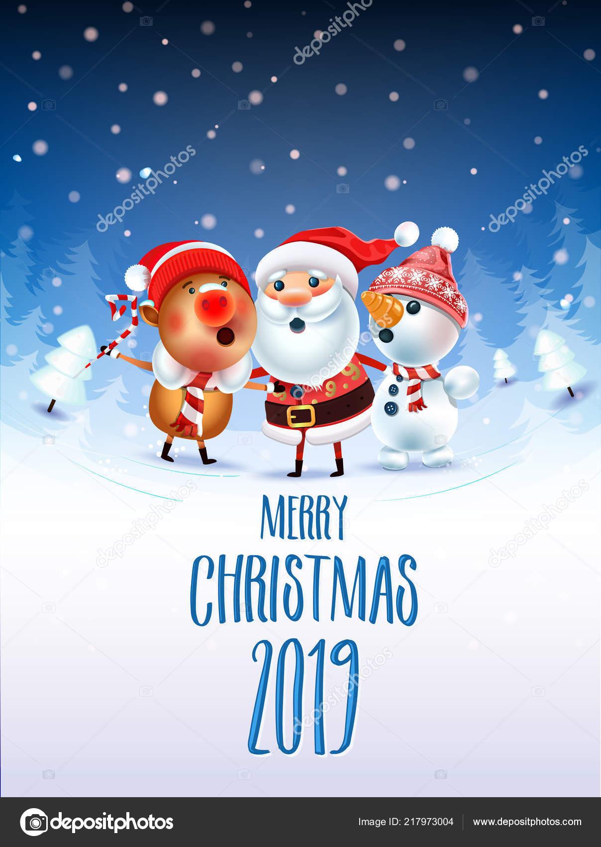Chanson Joyeux Noel.Affiche Joyeux Noel Nouvel 2019 Pere Noel Bonhomme Neige