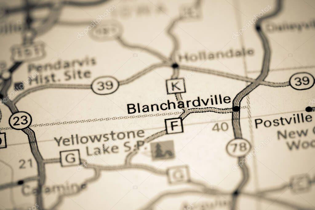 BLANCHARDVILLE