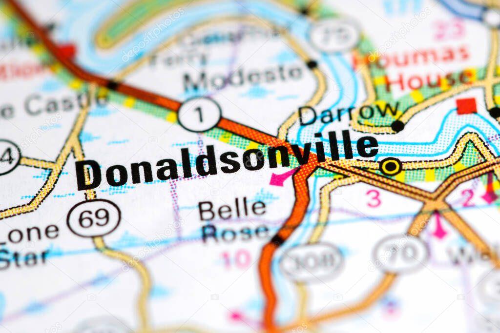 DONALDSONVILLE