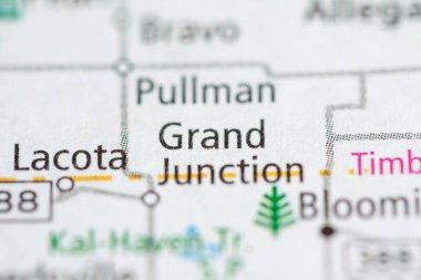Grand Junction. Michigan. USA