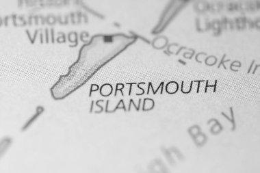 Portsmouth Island. North Carolina. USA