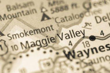 Maggie Valley. North Carolina. USA