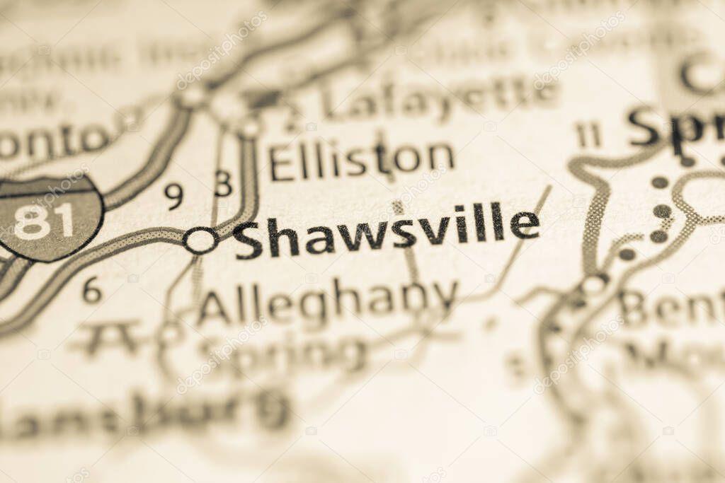 SHAWSVILLE