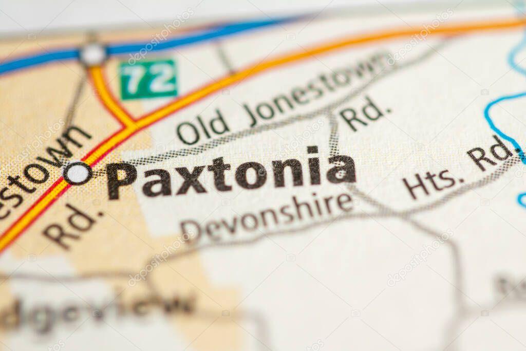 PAXTONIA