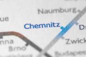 Fotografie Chemnitz, Deutschland auf einer geografischen Karte anzeigen.