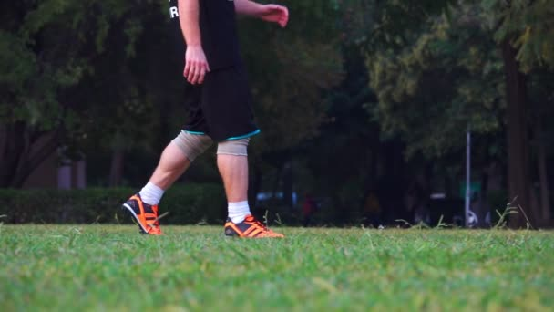 The Soccer Player stock video is a gorgeous bit of footage that displays a man playing the ball in slow motion. You can use this 1920x1080 (HD) video clip in any project that has to do with sports.
