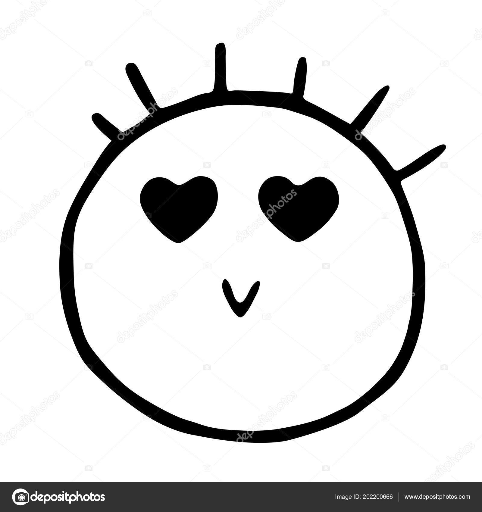 Emoticones De Facebook Para Colorear E Imprimir Line Emoticons