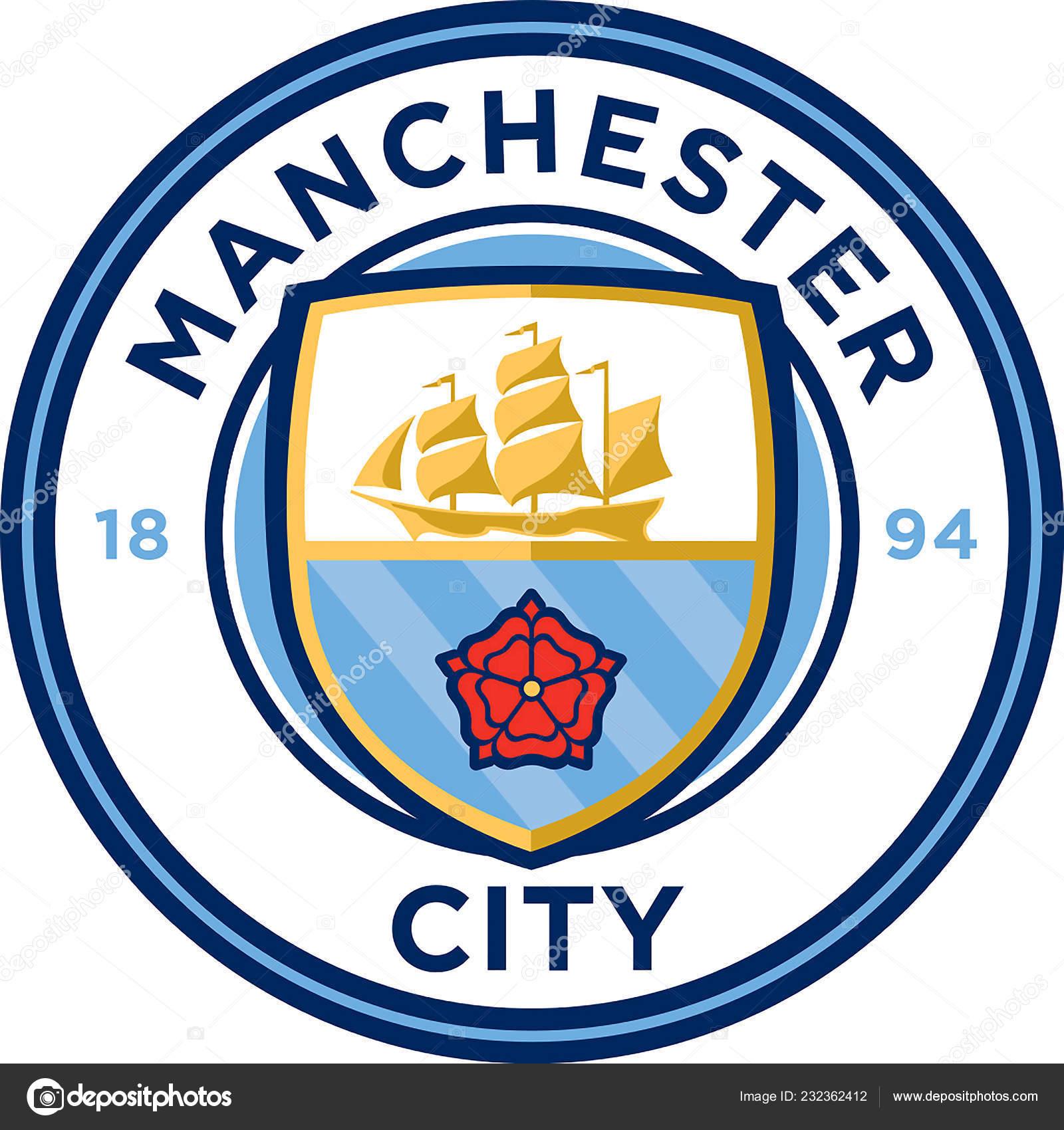 Logo English Football Team Manchester City United Kingdom Stock Editorial Photo C Berolina 232362412