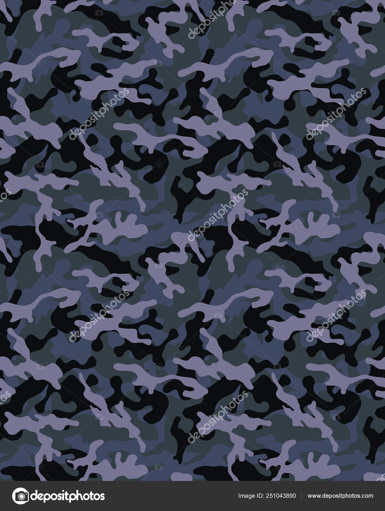 graphic regarding Camo Printable named Camouflage Behavior Seamless Armed service Wallpaper Army Style