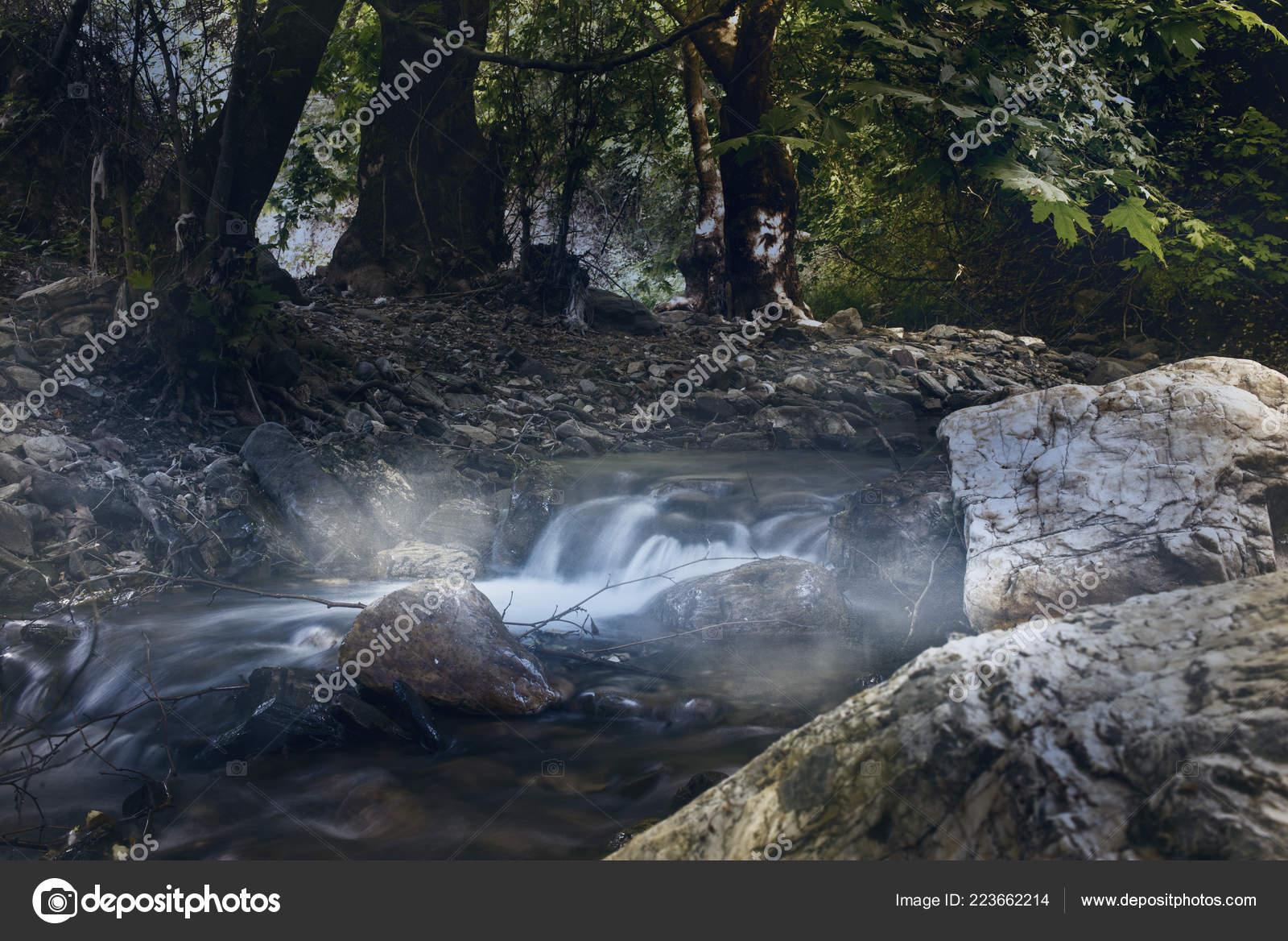Water Stream Izmir Turkey Kemalpasa Stock Photo C Casarda 223662214