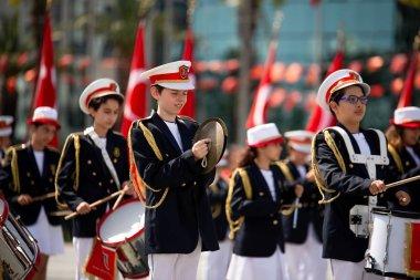 Celebrations of the 19 May 2019 Memoriam of Mustafa Kemal Atatur
