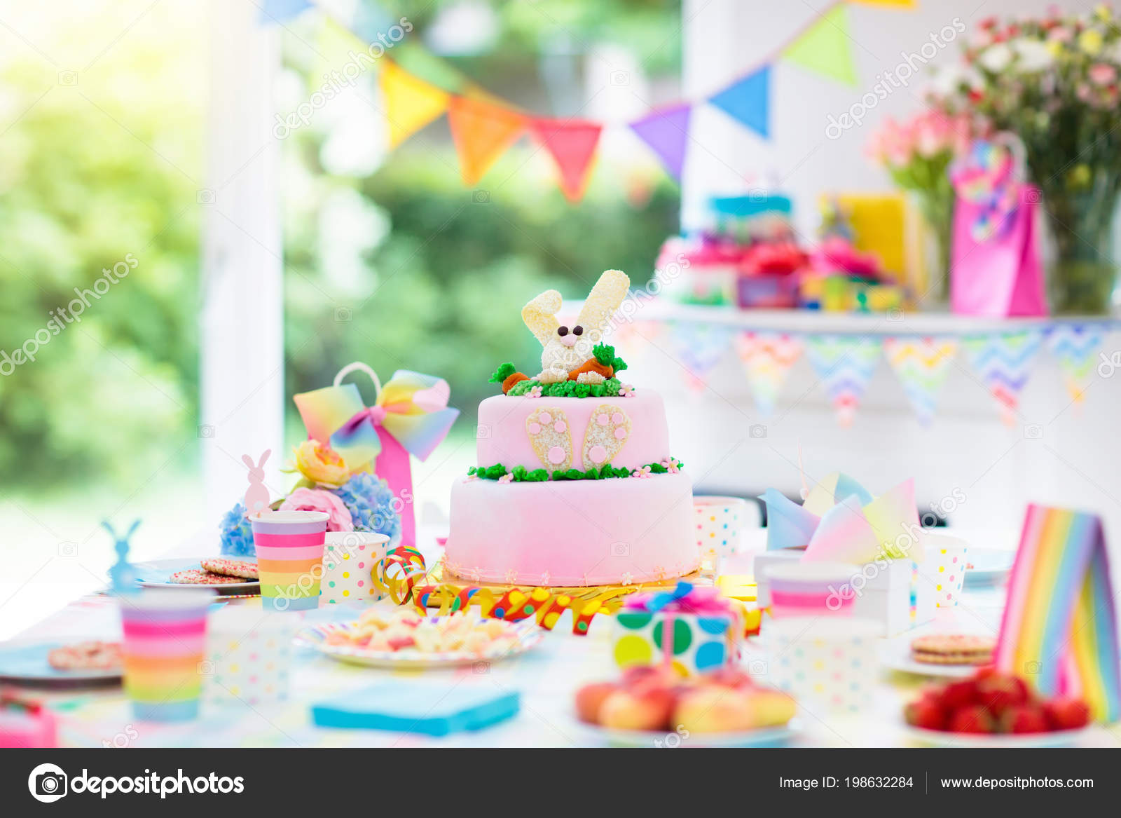 Pictures Simple Birthday Decoration Kids Birthday Party
